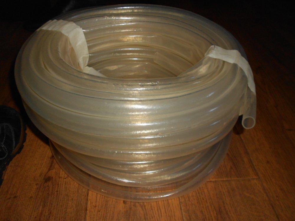 Шланг силиконовый не армированный 20 мм
