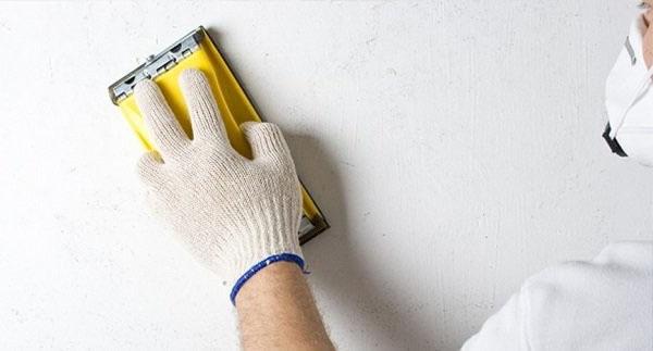 Инструмент для шлифовки поверхностей после штукатурки