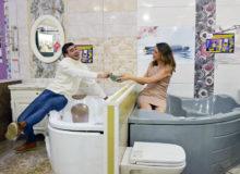 Как выбрать между ванной и душевой кабиной