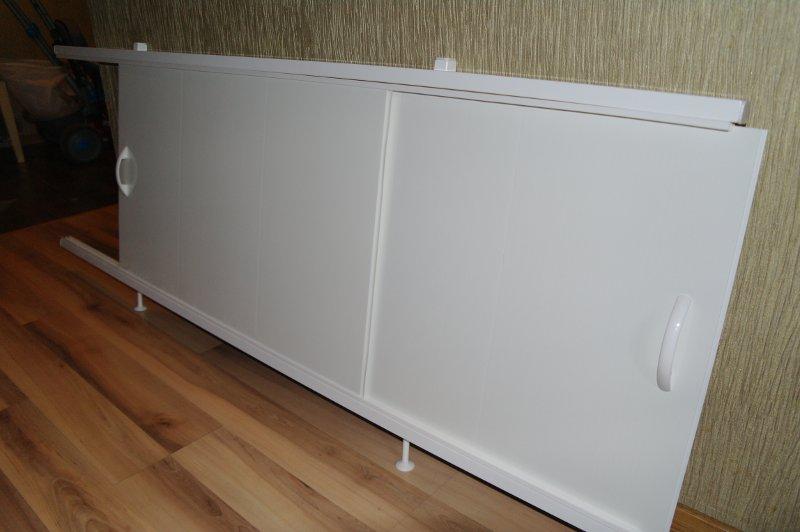 Защитный экран для ванной