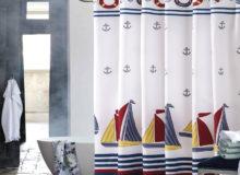 Решите,будут ли складки у занавески, после чего точно рассчитайте ширину и длину полотна