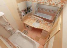 Дизайн ванной и раковины