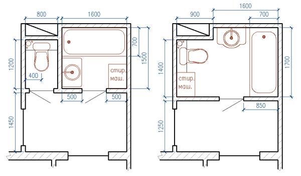 Минимальные размеры ванной комнаты смеситель для душа со стойкой ксм 56