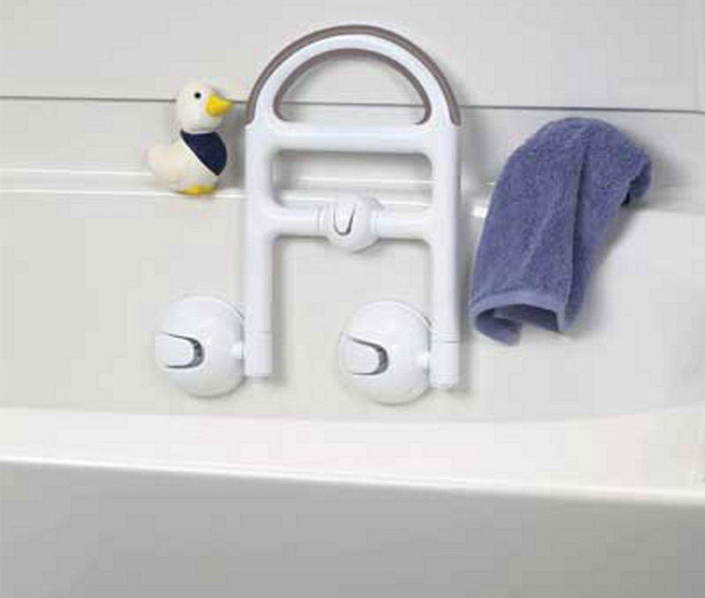 Поручень на бортик ванны