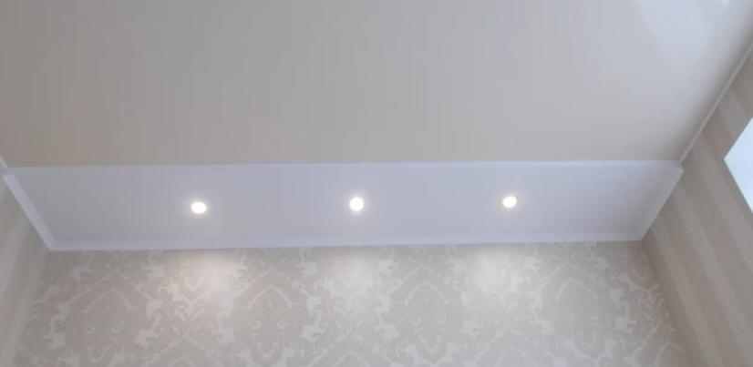 Точечные светильники потолочные