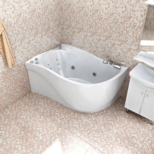 Акриловая ванна Bas Николь 170 см