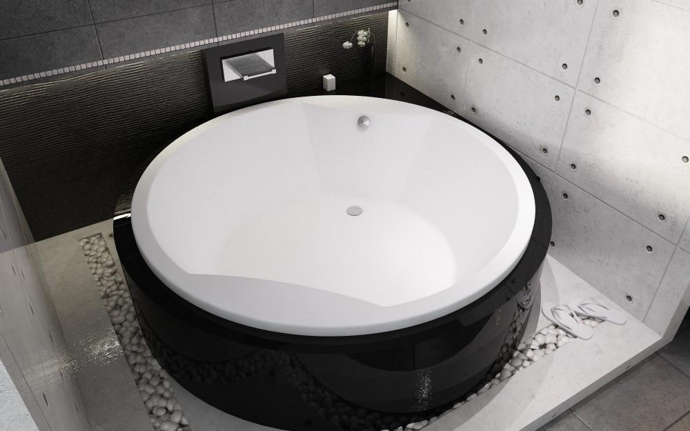 Акриловая ванна Riho Colorado