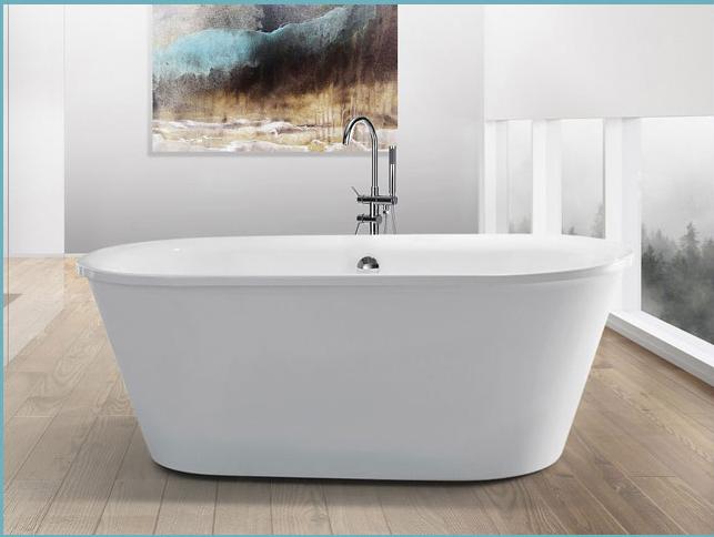 Акриловые ванны и ванны из ABS