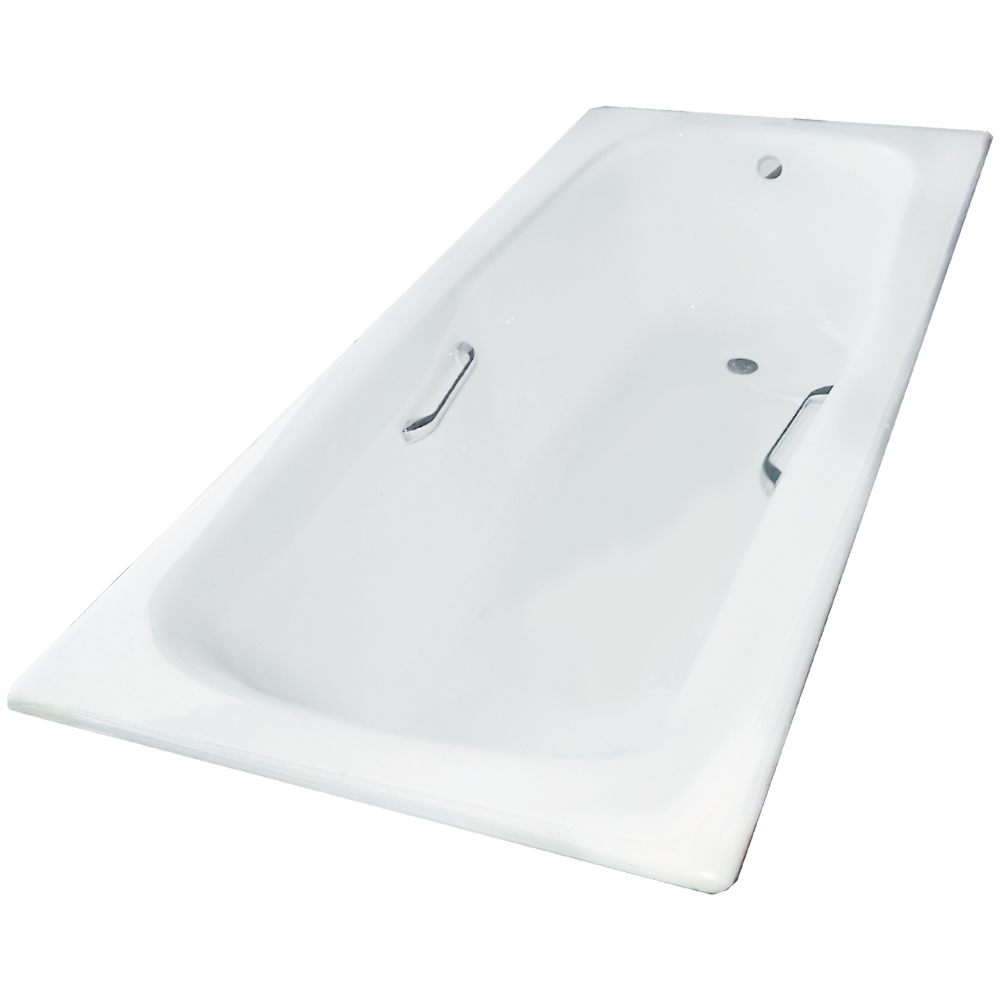 Чугунная ванна Aqualux 180x80 см