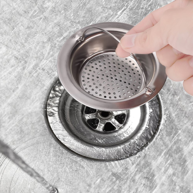 Фильтр для канализационного слива