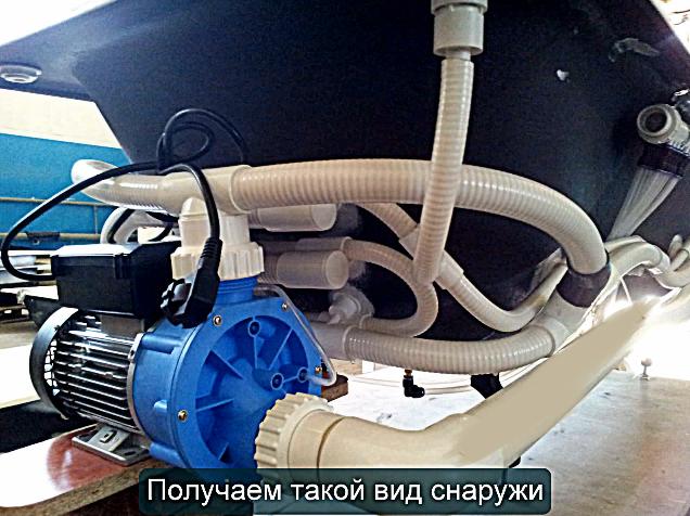 Гидромассажное оборудование
