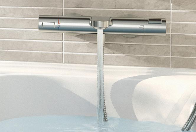 Смеситель для ванны с душем Ideal Standard Ceratherm