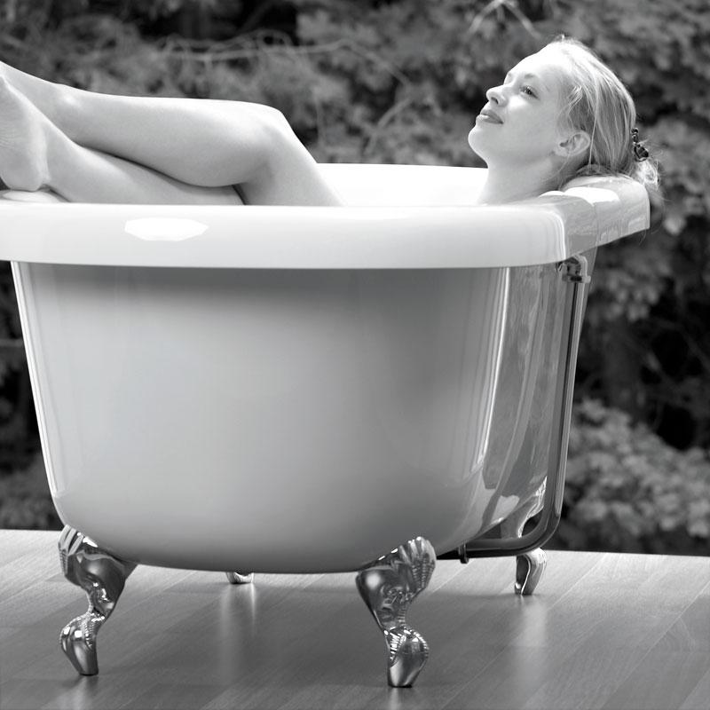 У подобных ванн высок риск возникновения протечек