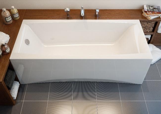 Ванна Cersanit VIRGO 160 x 75 прямоугольная