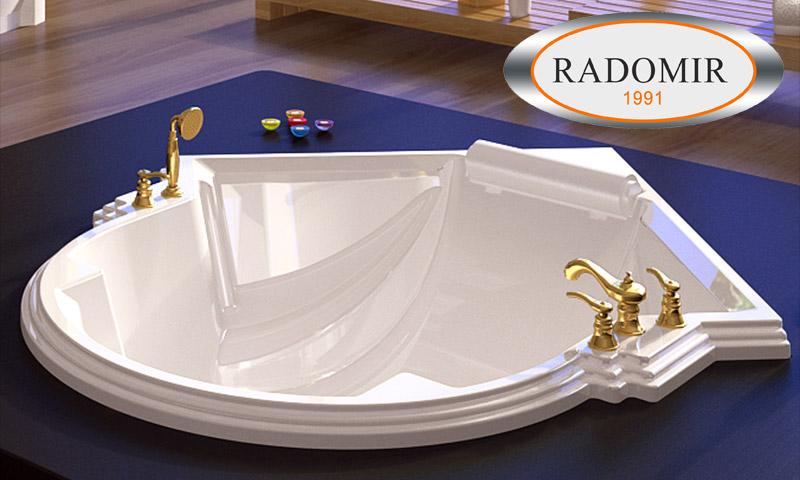 Ванна Radomir