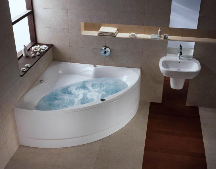Ванна акриловая Kolo Relax 150x150см