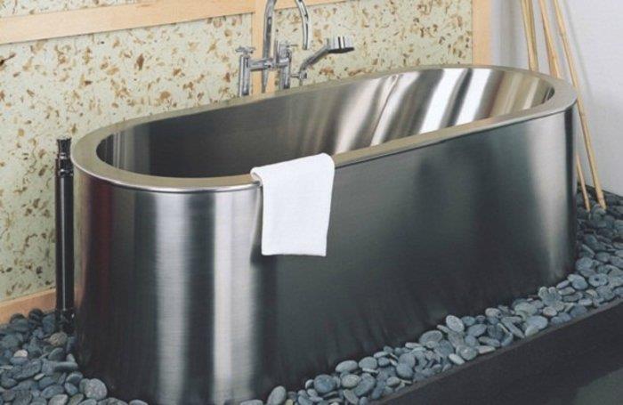 Ванночка из стали