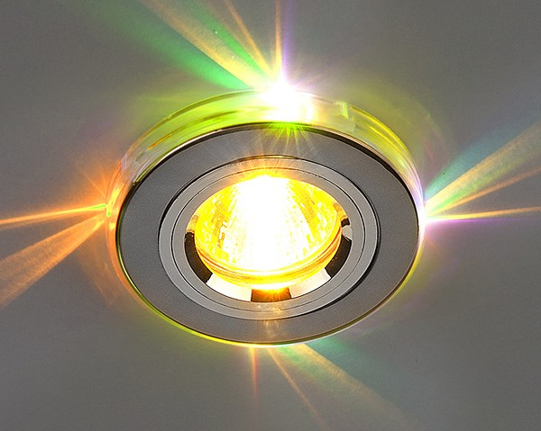 Влагозащищенный точечный светильник