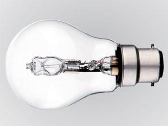 Энергосберегающая галогенная лампа