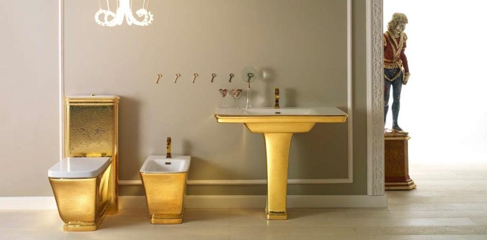 Раковина-тюльпан - состоит из двух частей: из чаши и подставки (пьедестал), в которой скрываются труб подвода воды и канализации