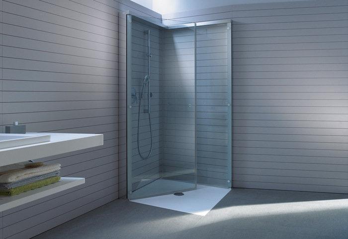 Duravit, складной душ, современная сантехника