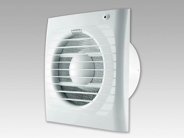 Ищите в магазинах вентиляторы, что предназначены именно для ванной комнаты