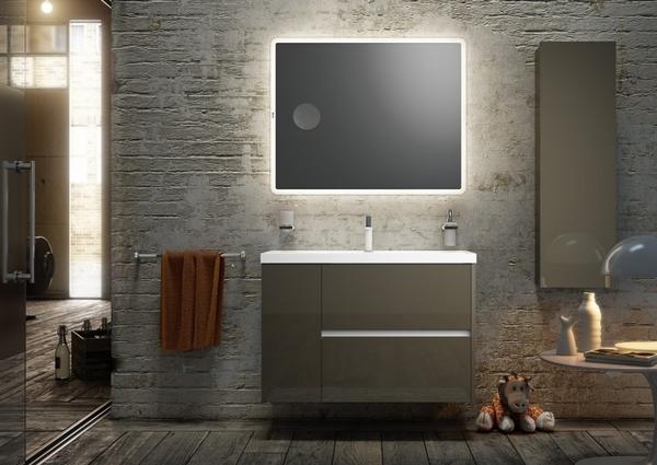 Светодиодная подсветка зеркал в ванной комнате