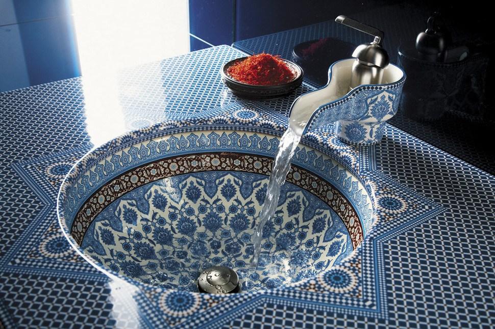 Встраиваемая раковина Kohler Marrakesh