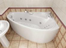 Дефект на акриловой ванне все равно будет заметен после ремонта, если хорошо приглядеться