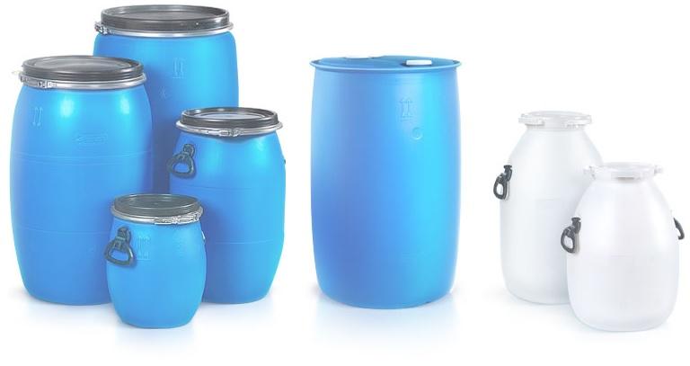 Пластиковые бочки для воды