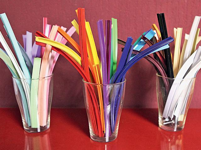 Разновидности окантовки по цвету