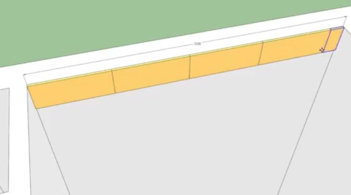 Упрощенная схема раскладки