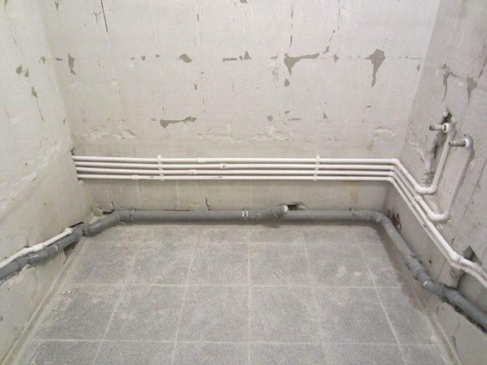 Что делать если в ванной из труб воняет 21