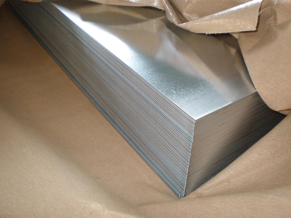Разность по толщине листовой стали не должна превышать 0,1мм